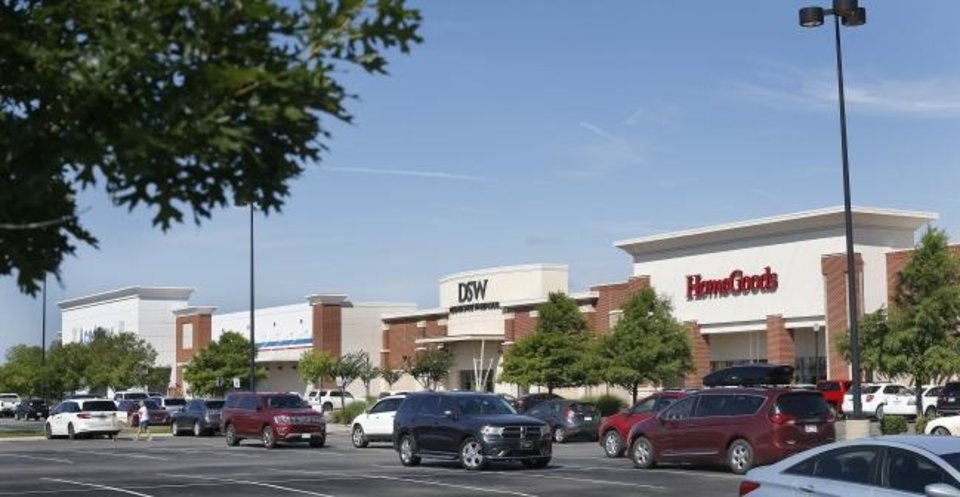Photo -  The Indianapolis owner of University Town Center, 1400 24th Ave. NW, in Norman, has sold the property to a Dallas investor. [JIM BECKEL/THE OKLAHOMAN]
