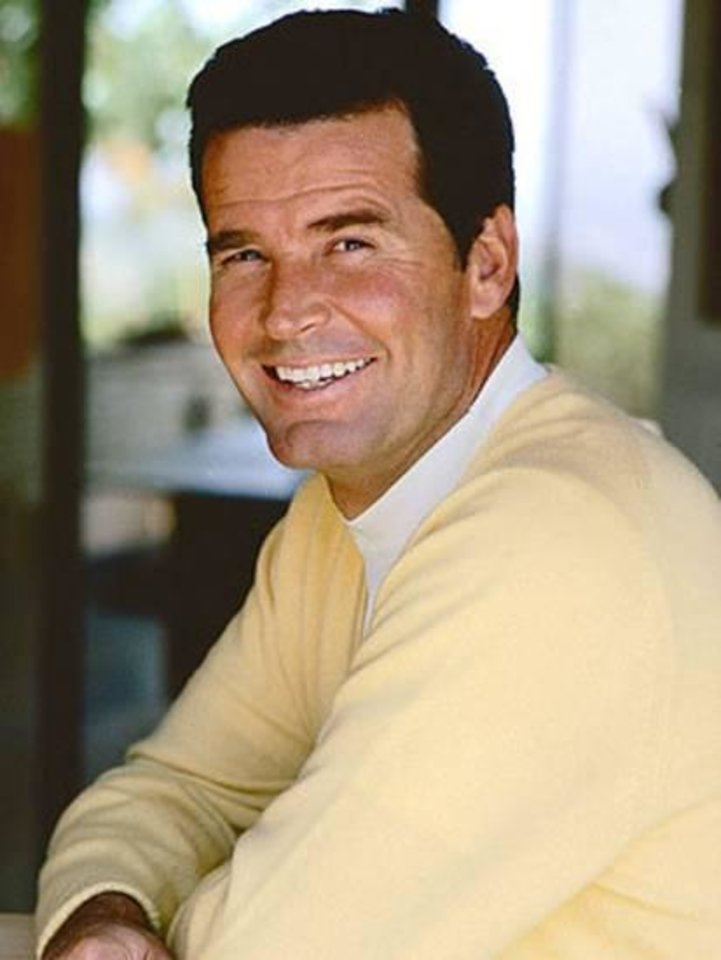Photo -  James Garner poses for a publicity photo in the 1960s. AP file photo.