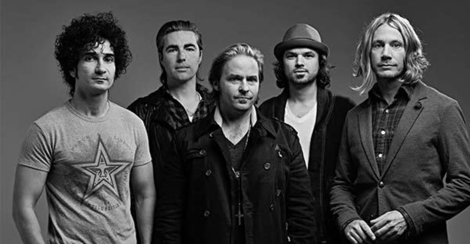 Contemporary Christian rock band Audio Adrenaline, revamped with a new mission, will perform in concert Friday in Enid. Photo provided <strong></strong>