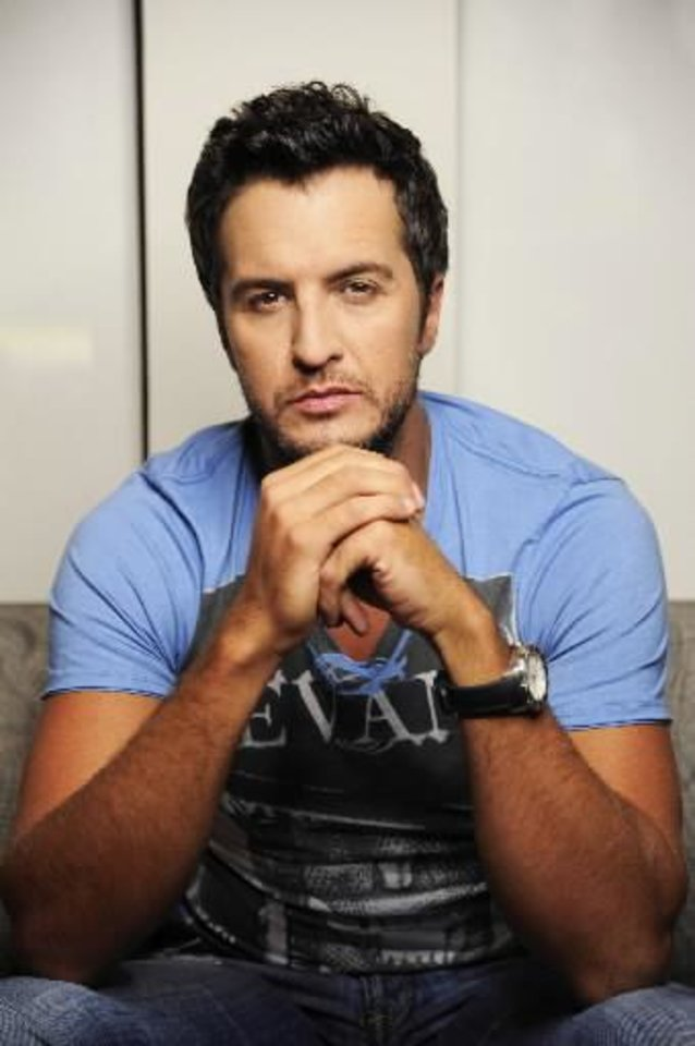 Photo -  Luke Bryan (AP file)