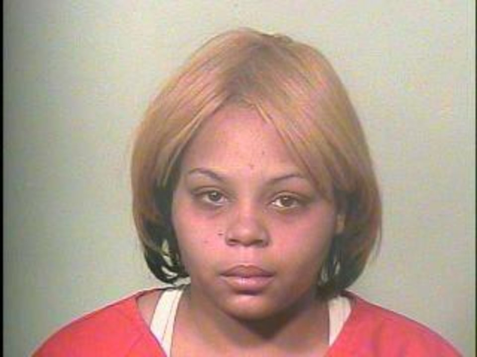 Photo - Kendra Nicole Hanley, 20   - Oklahoma County jail