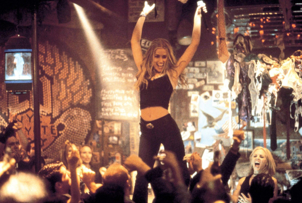 Photo - Coyote Ugly's Violet Sanford (Piper Perabo)  ORG XMIT: 0905122227325732