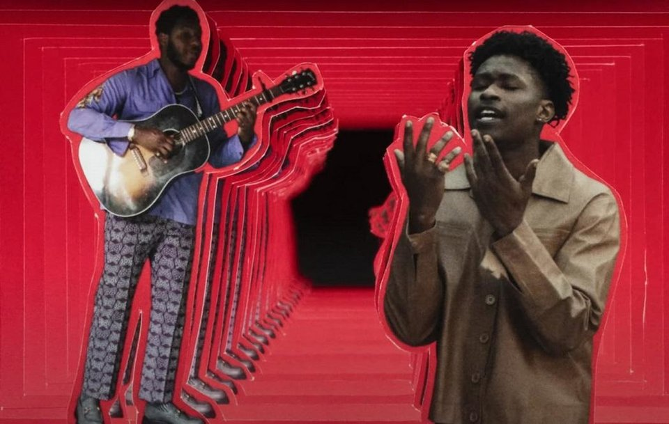 Photo - The creative team Lamar + Nik - Oklahomans Jesse Lamar High and Nik Harper - created the eye-popping music video for Leon Bridges and Lucky Daye's