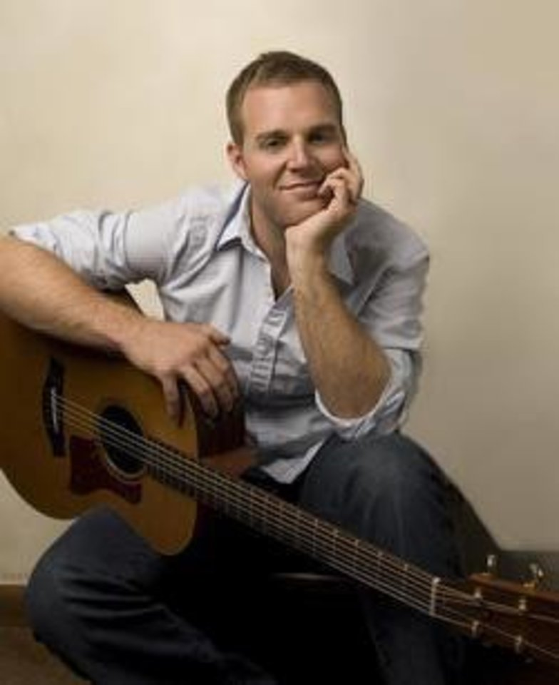 Photo - Matthew West Photo provided