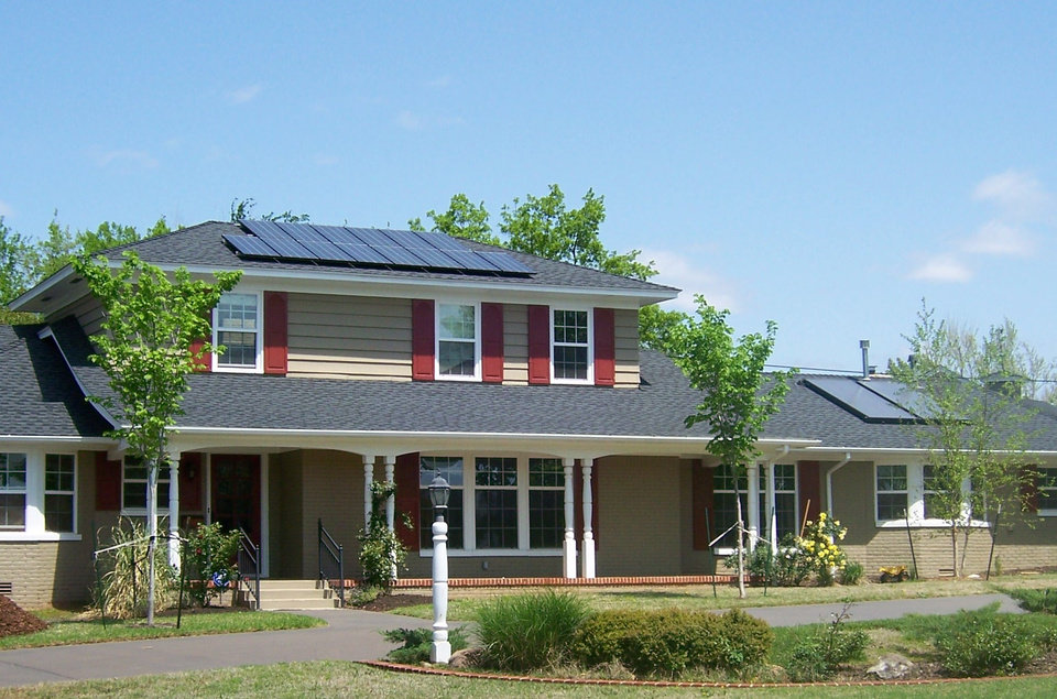 Photo -  Oklahoma Gas and Electric Co. customers who install solar panels will see changes to their bills under a plan for distributed generation before Oklahoma regulators. [Photo provided]