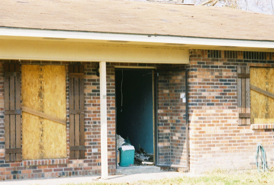 Katrina blows doors in Community Photo By: LaDonna Wieland Submitted By: LaDonna,