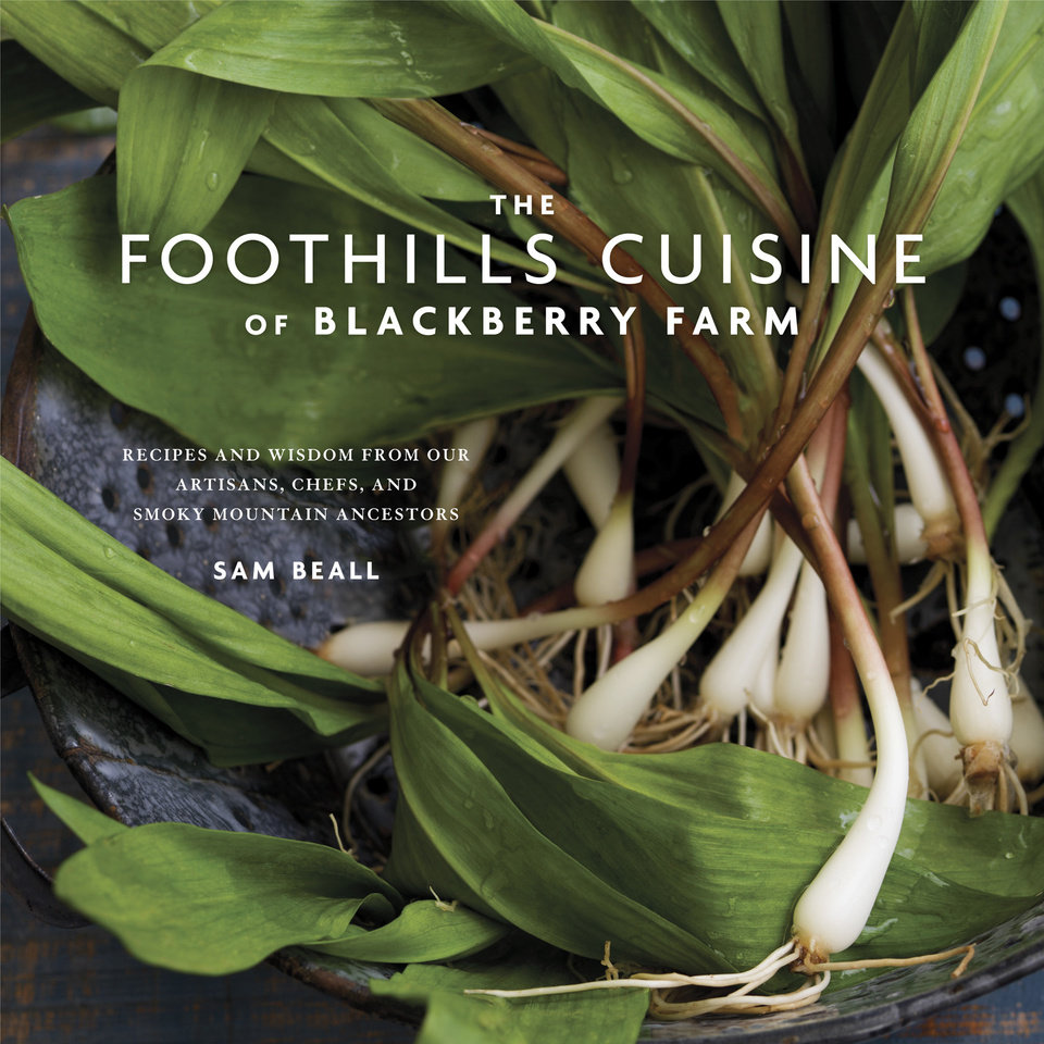 """The Foothills Cuisine of Blackberry Farm"" would make a great holiday gift for use throughout the year. (Lexington Herald-Leader/MCT)"