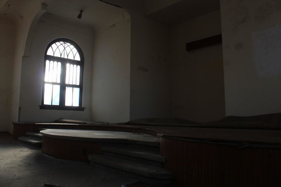 Photo - Atoka First Presbyterian Church. Photo by Abandoned Oklahoma