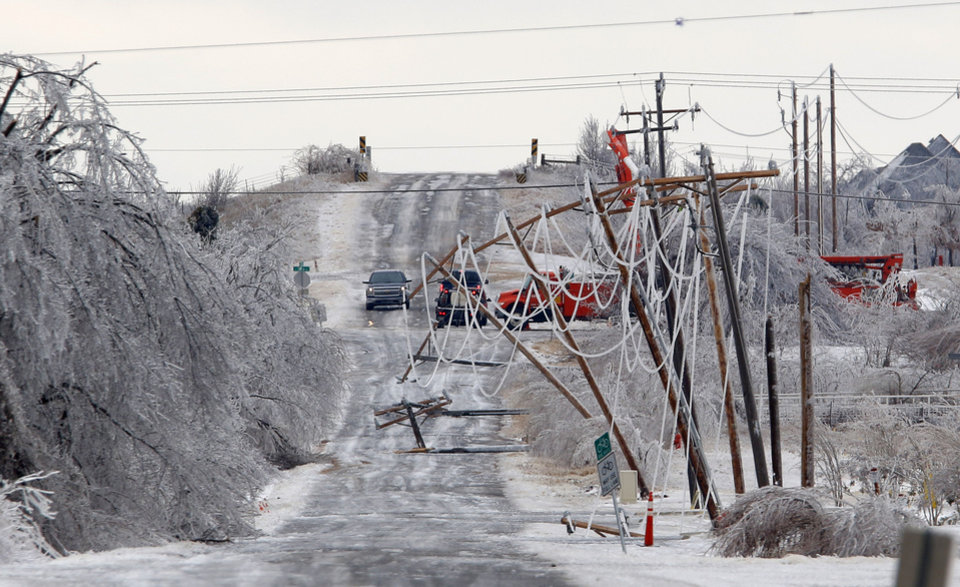 Death Toll From Oklahoma Winter Storms Rises To Five News Ok