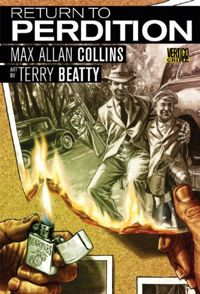 "�Return to Perdition,"" by Max Allan Collins and Terry Beatty.  DC Vertigo photo"