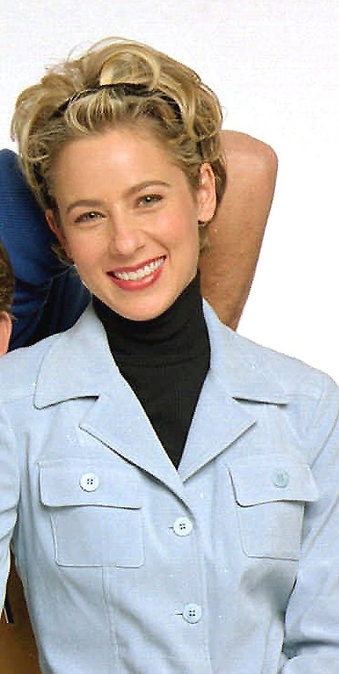 Traylor Howard has been Monk's assistant for five years. The show ends its run Dec. 4. ABC PHOTO