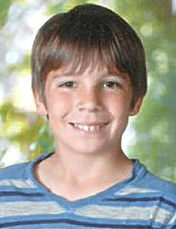 A photo released by the Riverside County Sheriff's Department  is of Terry Dewayne Smith Jr., 11, an autistic boy who went missing from his Manifee, Calif., home on Saturday, July 6, 2013. Hundreds of people will resume the search today Tuesday July 9,2013, for Smith  in Riverside County, where temperatures have topped 100 degrees. (AP Photo/Riverside County Sheriff's Department)
