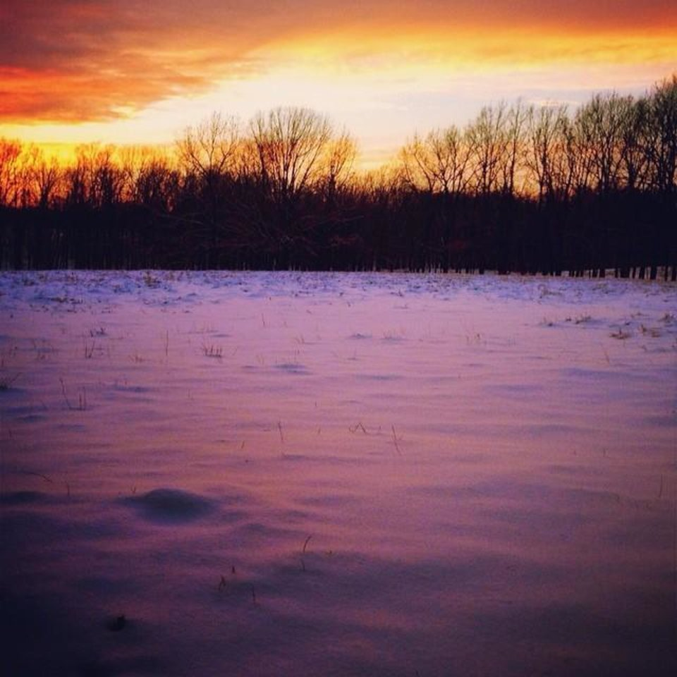 Twin Oaks, Oklahoma - Photo by Instagrammer @shandacooper