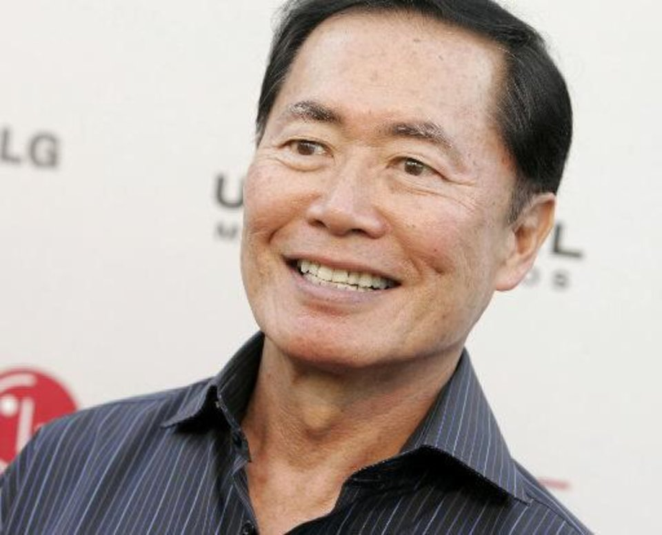 Actor George Takei. (AP) <strong></strong>