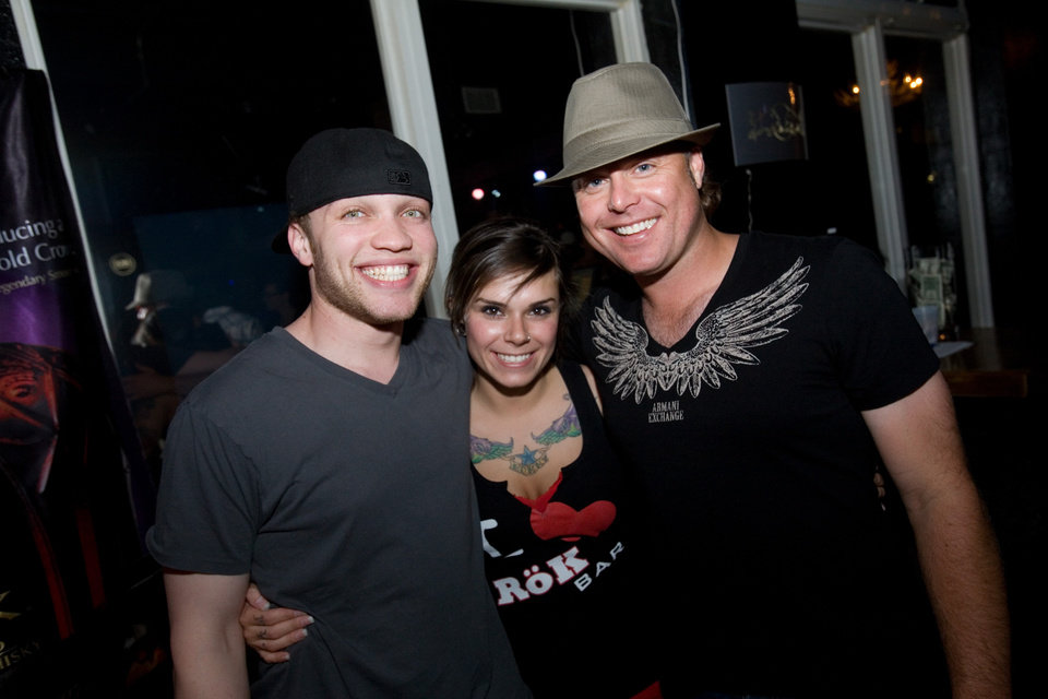 Cameron, Shelly and Joey