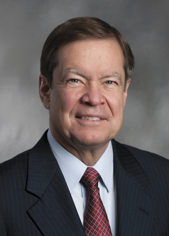 Larry Nichols, Devon Energy Corp. executive chairman <strong></strong>