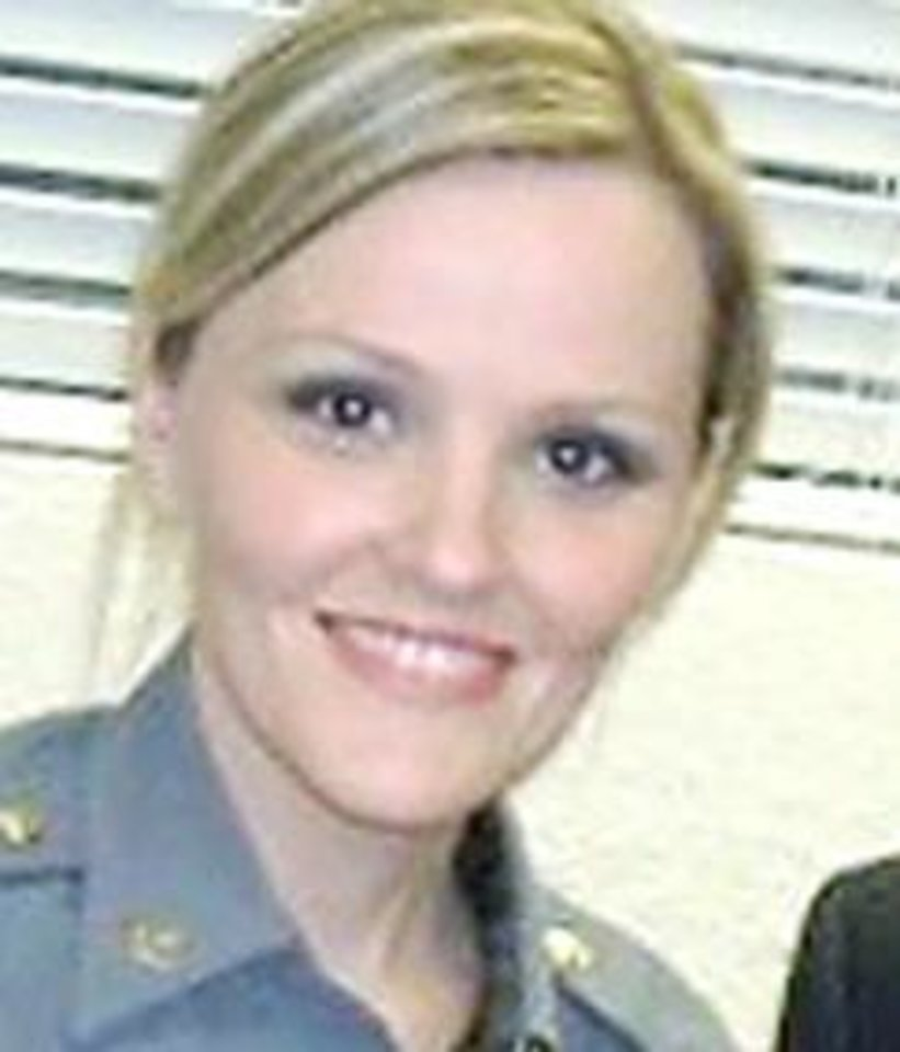 Forest Park Police Chief Amanda Bittle-Eastridge