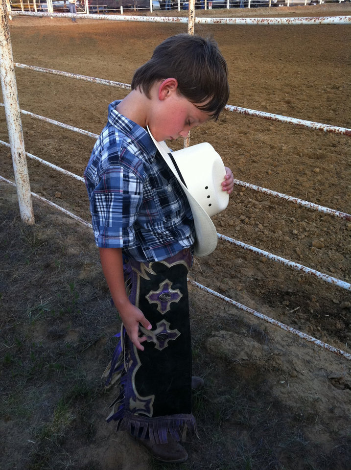 Lil Praying Cowboy