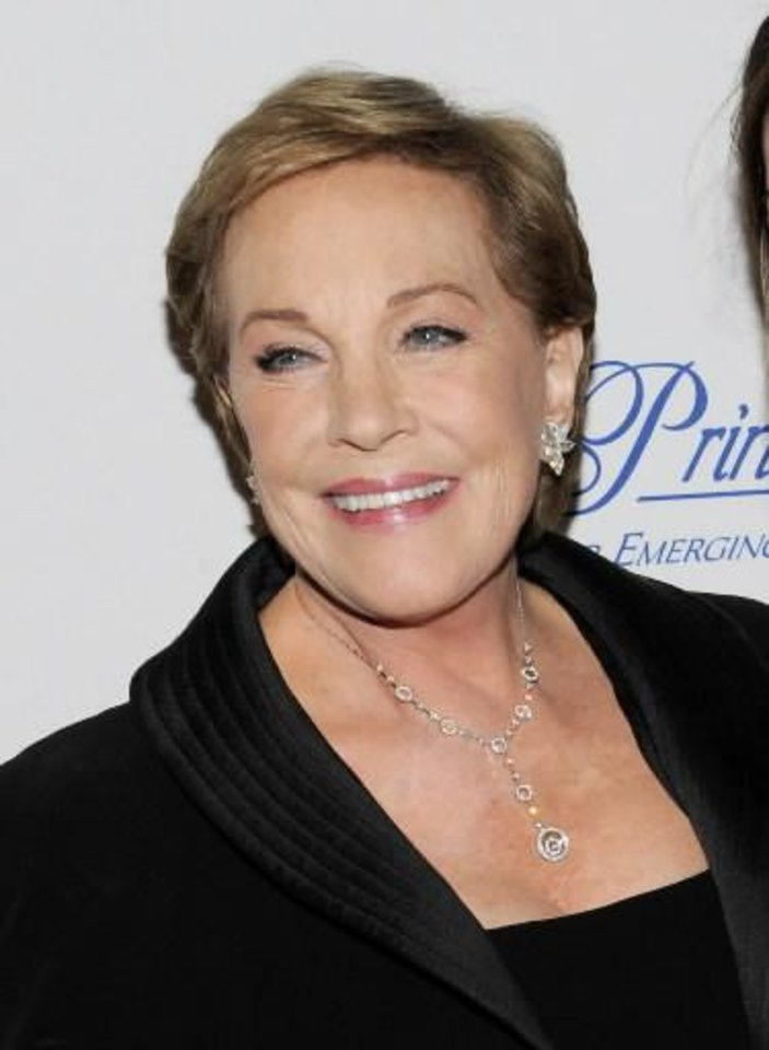 Julie Andrews (AP file)