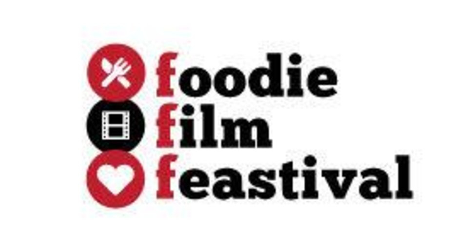 Photo - Foodie Film Festival logo. A Three-day Food and Movie event at the Oklahoma City MOA beginning Sept. 15 at 7:30 p.m.