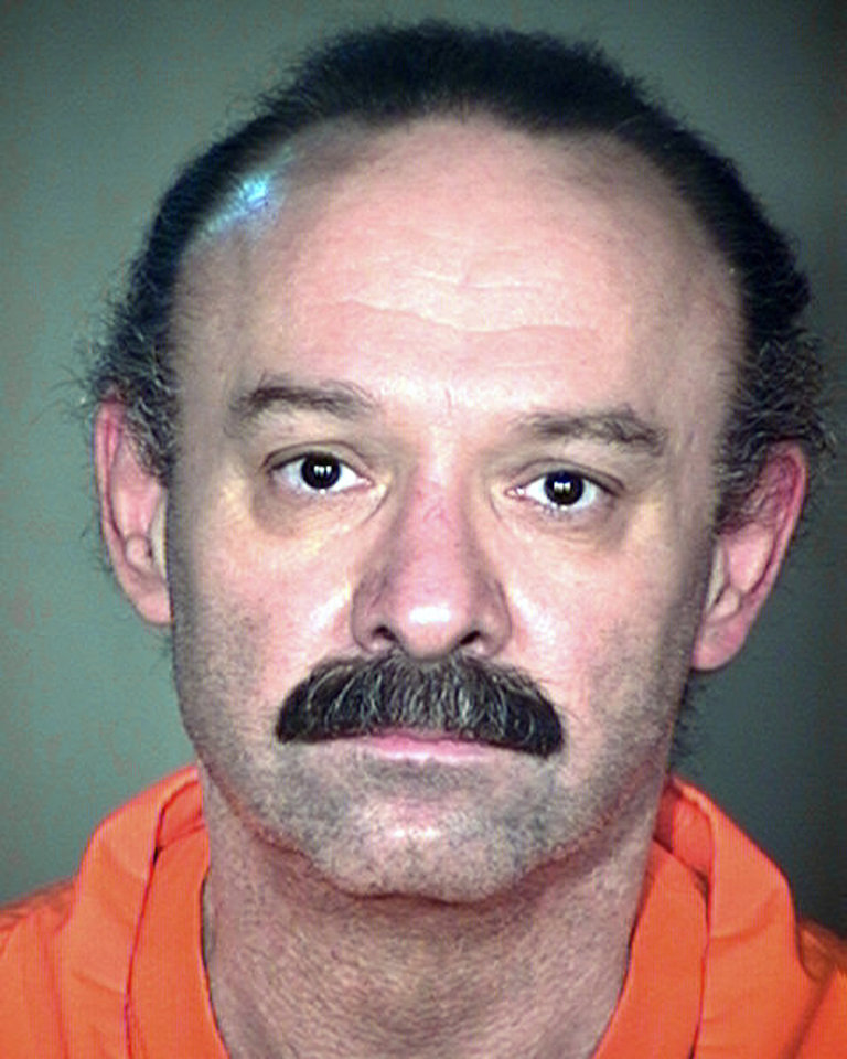 Photo - FILE - This undated file photo provided by the Arizona Department of Corrections shows inmate Joseph Rudolph Wood. The U.S. Supreme Court on Tuesday, July 22, 2014, allowed the Arizona executionof Wood to go forward amid a closely watched First Amendment fight over the secrecy surrounding lethal injection drugs in the country.   (AP Photo/Arizona Department of Corrections, File)