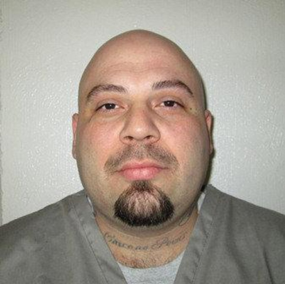 Marsial Garcia <strong>Oklahoma Corrections Department - Oklahoma Corrections Department</strong>