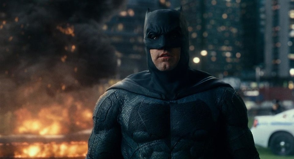 Photo - Ben Affleck as Batman in