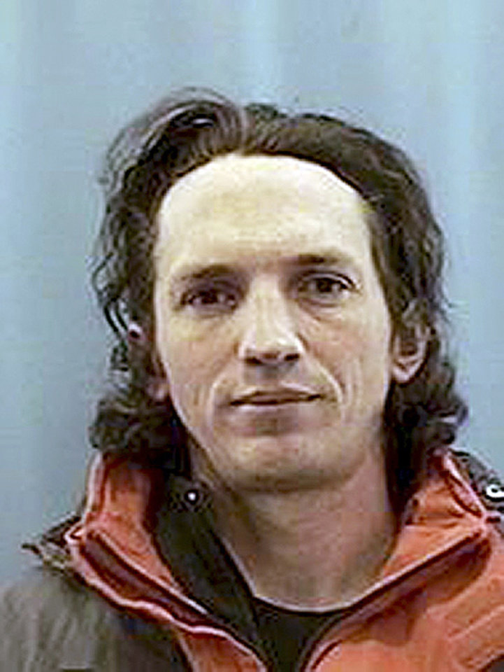 Photo - FILE - This undated handout photo provided by the Anchorage Police Department shows Israel Keyes. Keyes, charged in the death of Alaska barista Samantha Koenig, has killed himself, and authorities say he was linked to at least seven other possible slayings in three other states. Keyes was found dead in his Anchorage jail cell Sunday, Dec. 2, 2012. Officials say it was a suicide. (AP Photo/Anchorage Police, file)