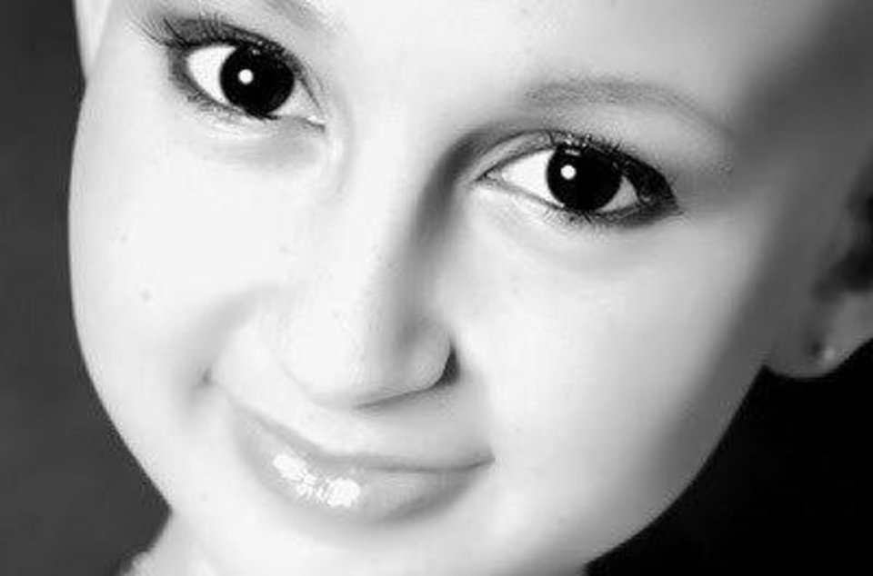 Photo - Talia Joy Castellano died July 16 of cancer at age 13.