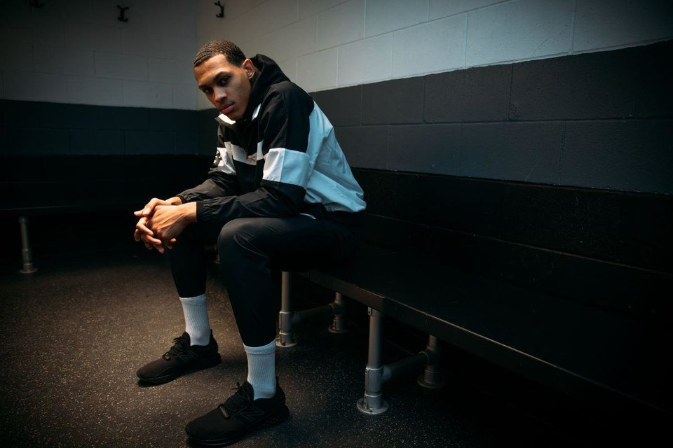Photo - Darius Bazley Basketball