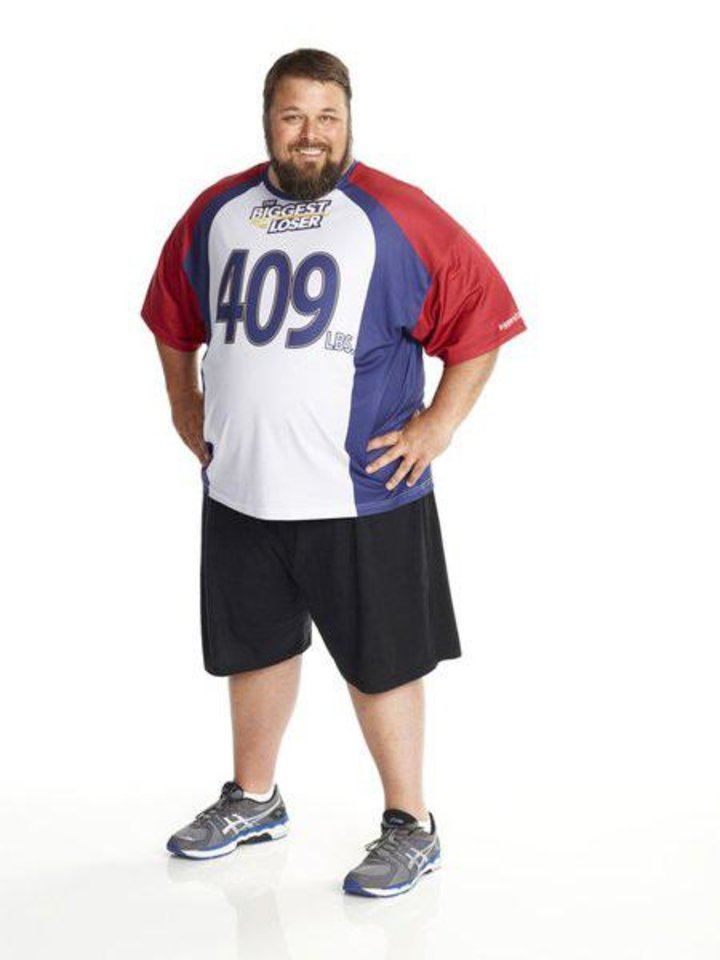 Photo -  THE BIGGEST LOSER -- Season 15 -- Pictured: David Brown -- (Photo by Paul Drinkwater/NBC)