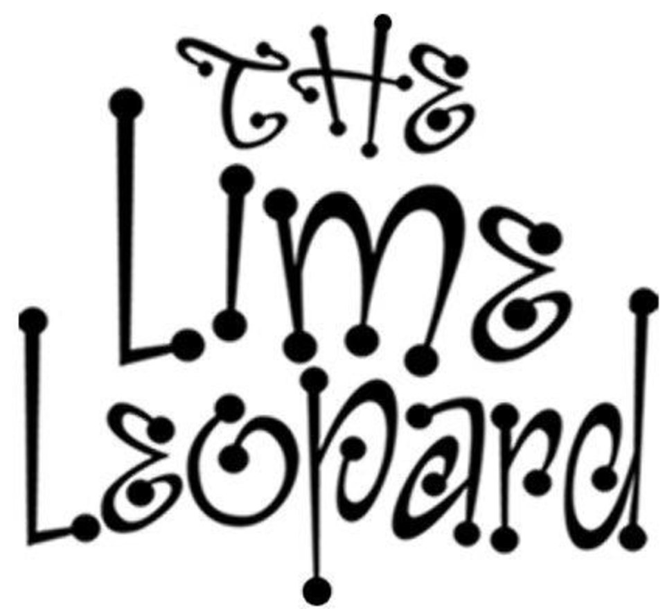 Photo - Logo for The Lime Leopard.   - PROVIDED