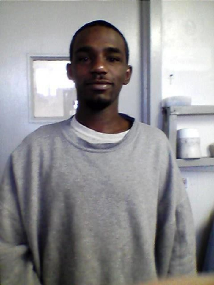 "Sulliman Gurry, 30, a drug offender and drunk driver, made this photo his Facebook profile picture on Nov. 20 while at Howard McLeod Correctional Center in Atoka. The violation was discovered in January when a prison official saw he was another inmate's Facebook ""friend.""  <strong>Facebook - Facebook</strong>"