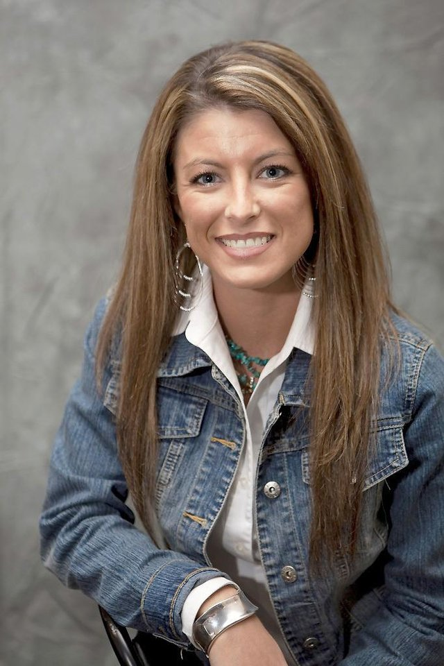 Photo - Jackie Cunningham Poultry industry  spokeswoman