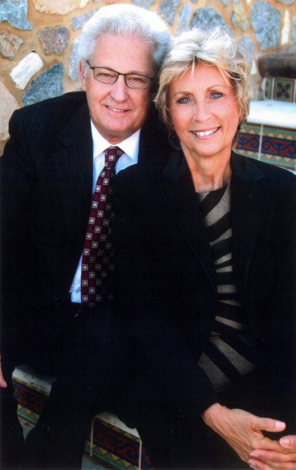 Photo - In this 2006 photo provided by Hobby Lobby are David and Barbara Green, co-founders of the Oklahoma-based Hobby Lobby chain of arts-and-craft stores, at their home near Oklahoma City. The U.S. Supreme court ruled 5-4 Monday, June 30, 2014 that requiring closely-held companies such as Hobby Lobby to pay for methods of women's contraception to which they object violates the corporations' religious freedom. (AP Photo/Hobby Lobby)