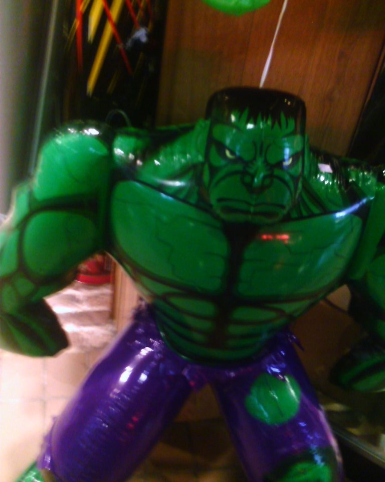 Because you know The Hulk said so..<br/><b>Community Photo By:</b> Tama<br/><b>Submitted By:</b> Tama, Midwest