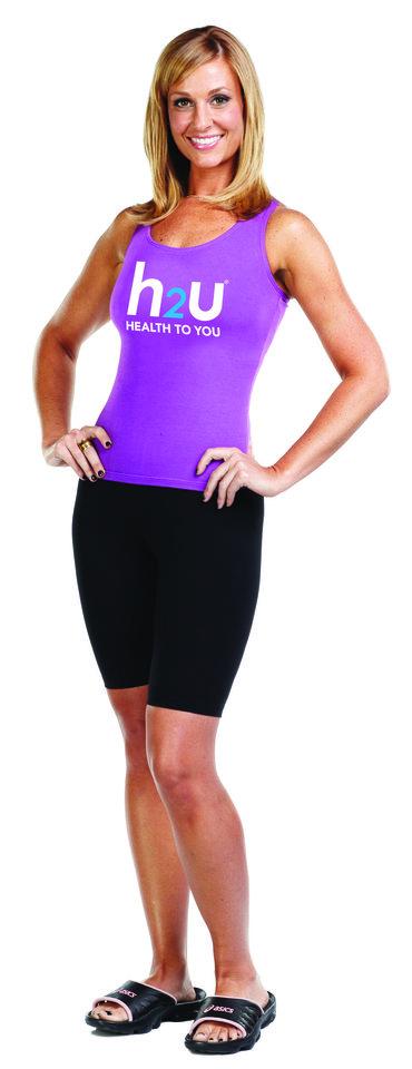 "A photograph of Hannah Curlee after being on ""The Biggest Loser"" Season 11. She dropped from 248 pounds to 128 pounds. PHOTO PROVIDED. <strong>Trae Patton - PHOTO PROVIDED</strong>"