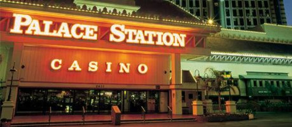 Photo - The Palace Station Casino.  Photo provided.