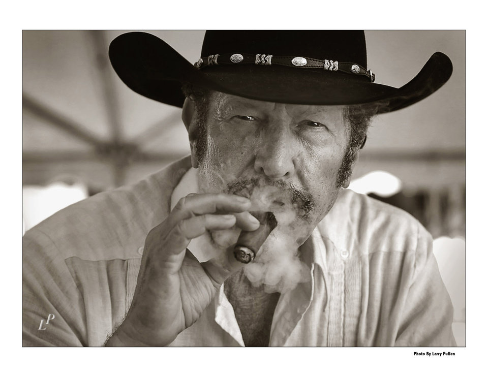 Kinky Friedman. Larry Pullen photo