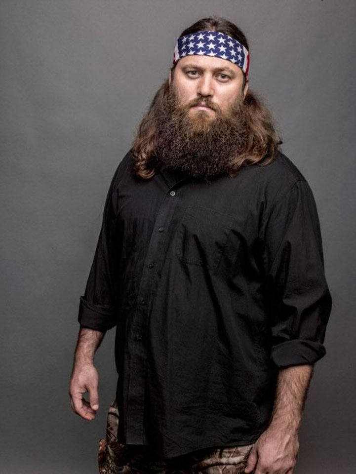 Photo -  Willie Robertson from A&E's Duck Dynasty Photo by Photo by Zach Dilgard Copyright 2011
