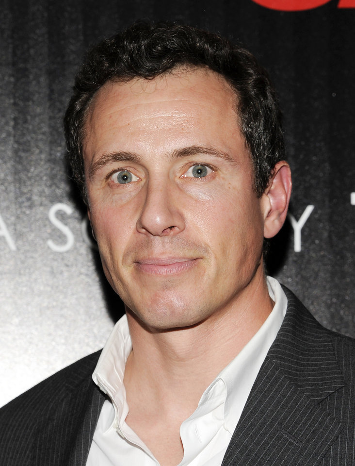 Photo - FILE - This April 16, 2012 file photo shows ABC News' Chris Cuomo at the premiere of the film