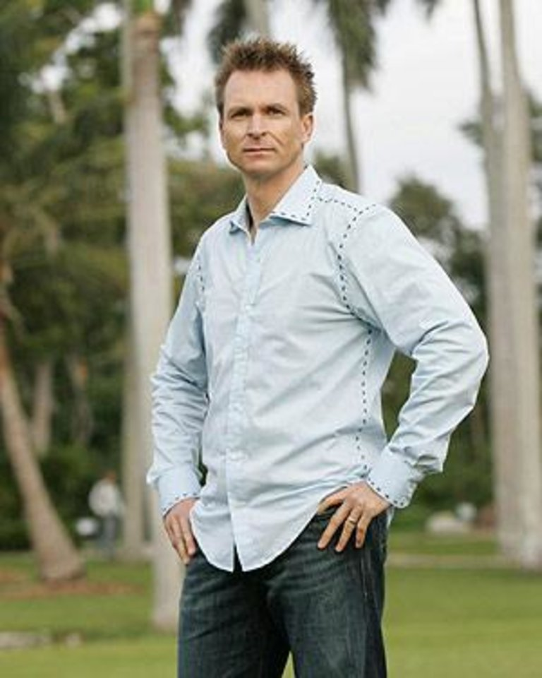 The Amazing Race's Phil Keoghan