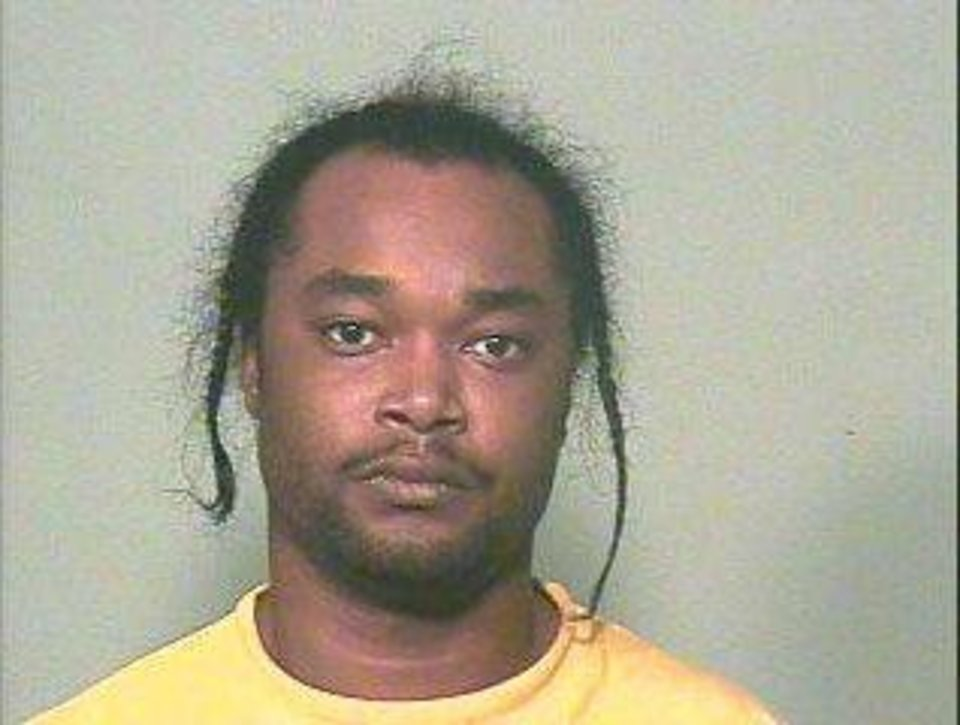 Photo - Lydell Rayshon Hamon, 26  Provided - Oklahoma County jail