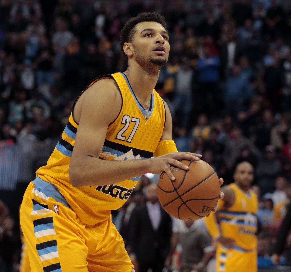 Jamal Murray: Thunder Escapes From Denver With 132-129 Overtime Win