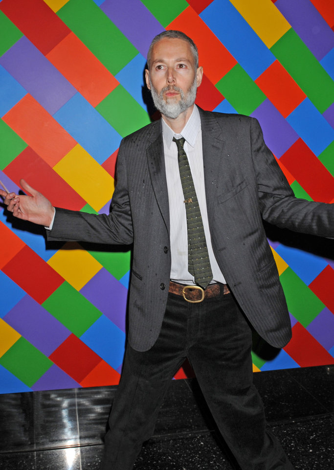 Photo -   FILE - In this Oct. 11, 2010 file photo, Beastie Boys' Adam Yauch arrives for the world premiere of the new movie