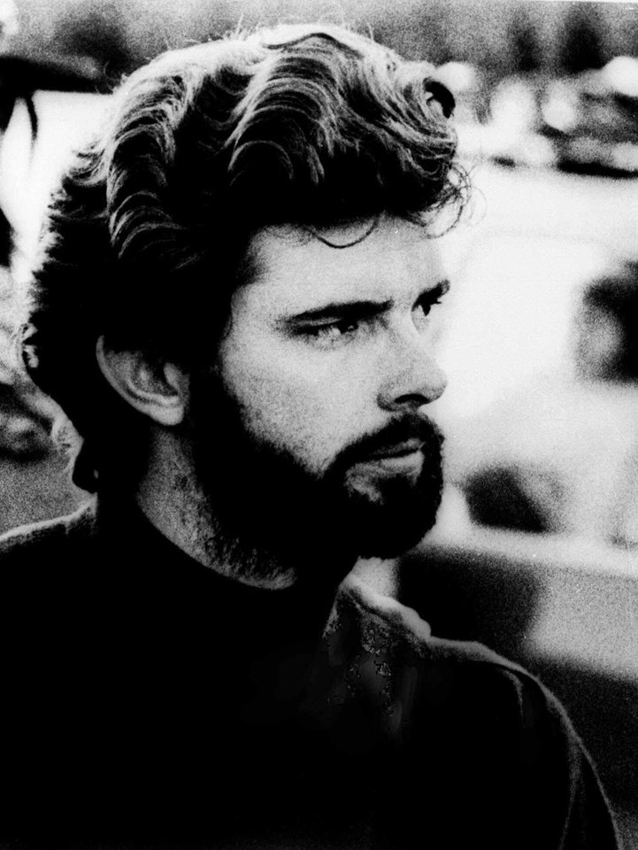 "This 1974 photo shows George Lucas, director of the film, ""American Graffiti."" �What I was trying to do was stay independent so that I could make the movies I wanted to make,� Lucas says in the 2004 documentary �Empire of Dreams.� (AP Photo, File)"