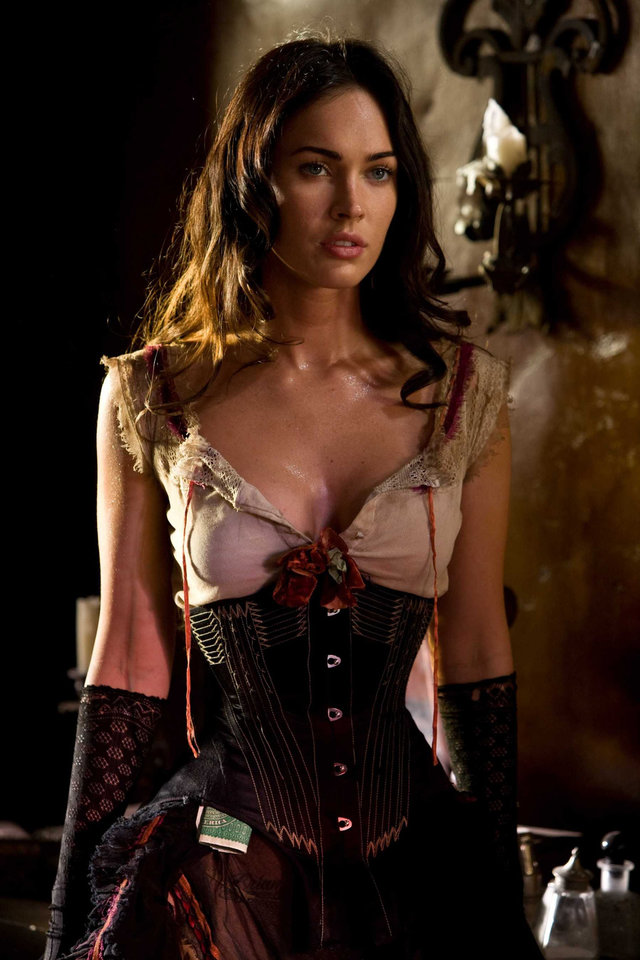 """Photo -  MEGAN FOX stars as Lilah in Warner Bros. Pictures' and Legendary Pictures' action adventure """"JONAH HEX,"""" a Warner Bros. Pictures release. TM & © DC Comics."""