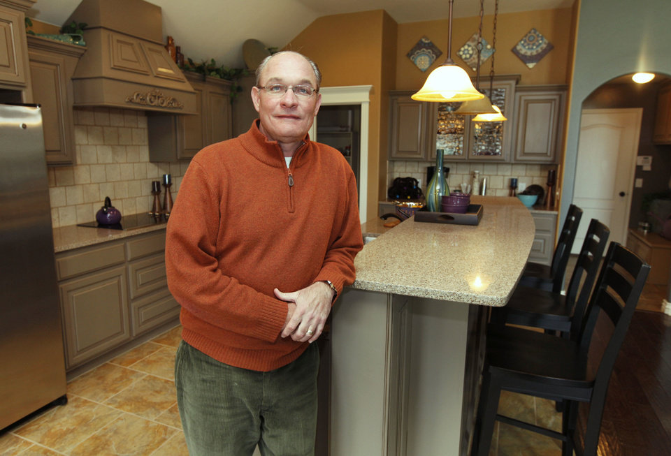 New oklahoma state home builders association president for House builders in oklahoma