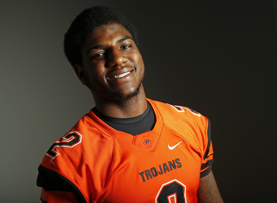 Deondre Clark The Oklahoman�s Little All-City Defensive Player of the Year