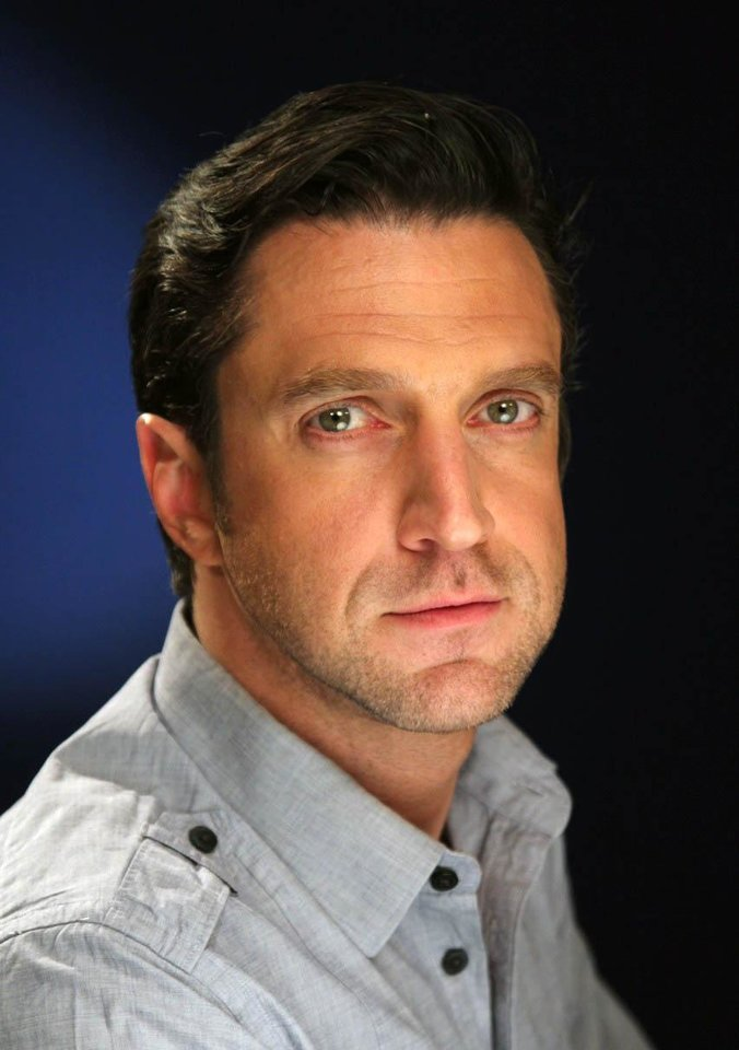 Photo -   In this April 19, 2012 photo, Raul Esparza, currently starring in the musical